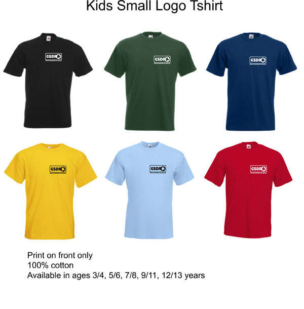 Kids Small Logo T-Shirt