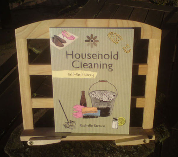household cleaning book