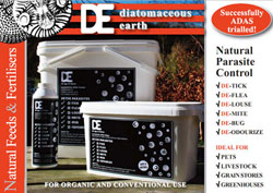 benefits of diatomaceous earth in dogs