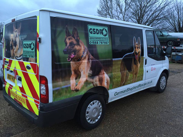 the new gsdr transporter van