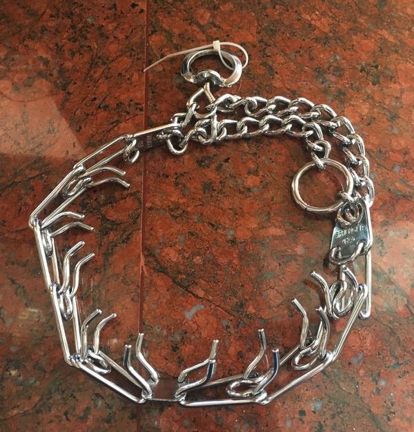 barbaric prong collar